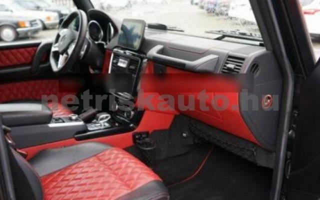 G 63 AMG személygépkocsi - 5461cm3 Benzin 105930 8/11