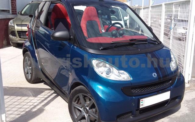 SMART Fortwo 1.0 Passion Softouch személygépkocsi - 999cm3 Benzin 102533 6/11