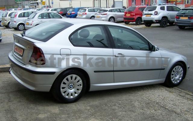 BMW 3-as sorozat 316ti Compact személygépkocsi - 1596cm3 Benzin 44609 4/12