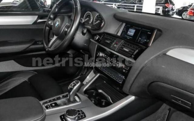 BMW X4 M40 személygépkocsi - 2979cm3 Benzin 43113 7/7