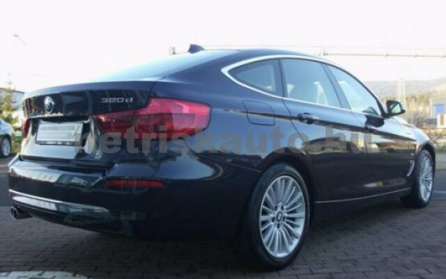 BMW 320 Gran Turismo személygépkocsi - 1995cm3 Diesel 42658 4/7