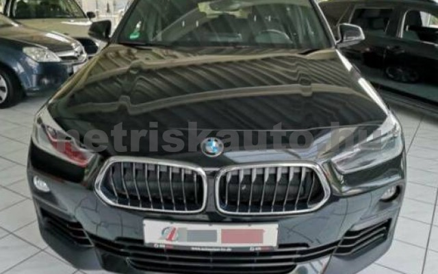 BMW X2 személygépkocsi - 1995cm3 Diesel 110068 2/9