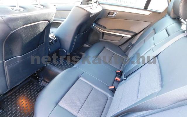 MERCEDES-BENZ E-osztály E 350 CDI T 4Mat BlueEFF. Ele. Aut. személygépkocsi - 2987cm3 Diesel 27467 11/12