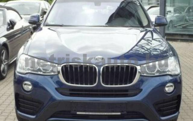 BMW X4 személygépkocsi - 1995cm3 Diesel 55742 4/7