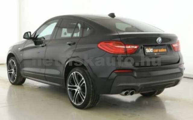 BMW X4 személygépkocsi - 2993cm3 Diesel 43089 4/7