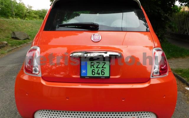 FIAT 500e 500e Aut. személygépkocsi - cm3 Kizárólag elektromos 23870 4/12
