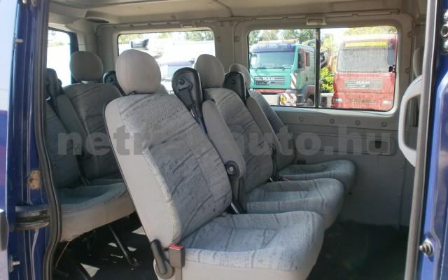RENAULT MASTER 2.5 dCi L1H1 Minibusz 9FŐS,KLÍMÁS,TETŐKLÍMÁS,MAGYAR személygépkocsi - 2463cm3 Diesel 44685 8/12