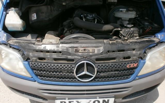 MERCEDES-BENZ Sprinter 308 CDI 903.612 tehergépkocsi 3,5t össztömegig - 2148cm3 Diesel 98329 6/7