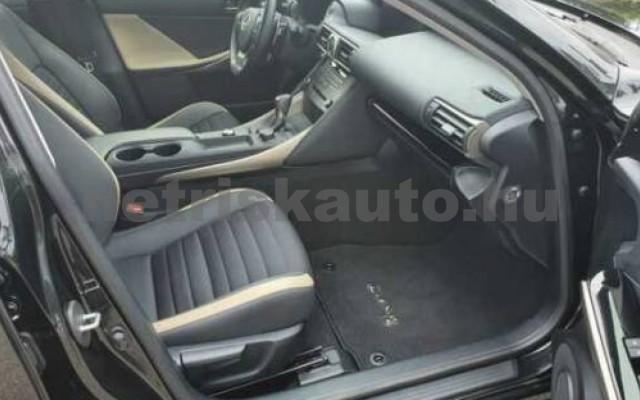 LEXUS IS 300 személygépkocsi - 2494cm3 Hybrid 110609 6/10