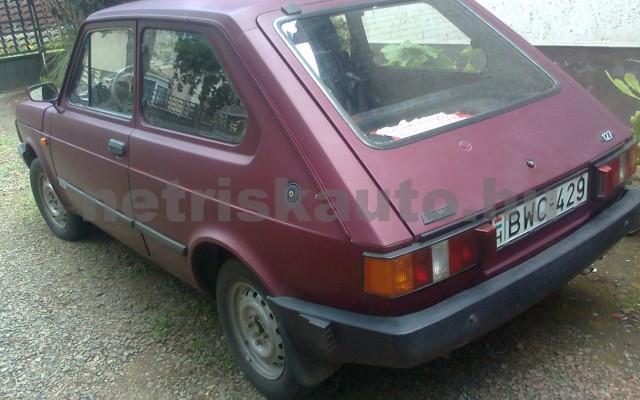 FIAT 127-147 A/5 személygépkocsi - 1049cm3 Benzin 106549 3/7