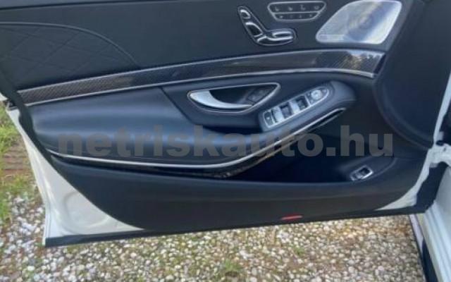 S 63 AMG személygépkocsi - 3982cm3 Benzin 106139 8/12