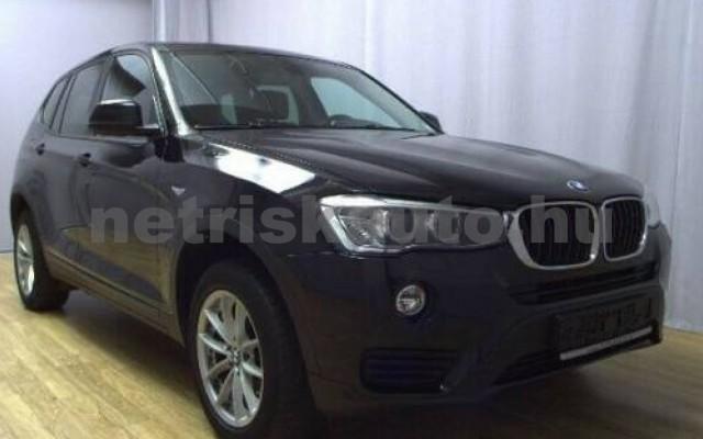 BMW X3 személygépkocsi - 1995cm3 Diesel 55718 2/7