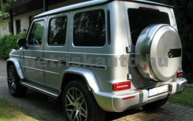 G 63 AMG személygépkocsi - 3982cm3 Benzin 105923 10/11