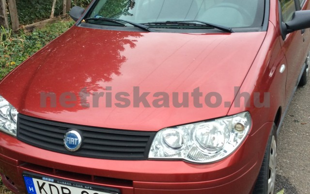 FIAT Albea 1.4 8V Active személygépkocsi - 1368cm3 Benzin 55025 5/5