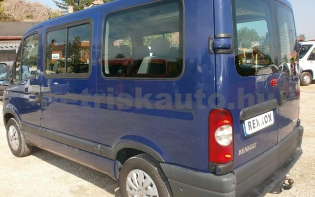RENAULT MASTER 2.5 dCi L1H1 Minibusz 9FŐS,KLÍMÁS,TETŐKLÍMÁS,MAGYAR személygépkocsi - 2463cm3 Diesel 44685 3/12