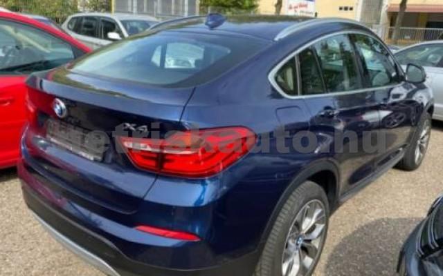 BMW X4 személygépkocsi - 2993cm3 Diesel 55755 4/6
