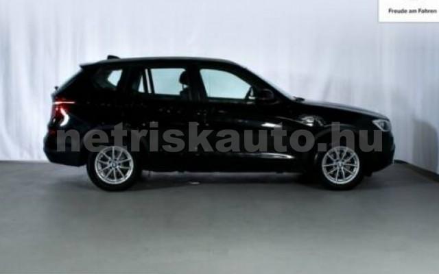 BMW X3 személygépkocsi - 1995cm3 Diesel 55732 4/7