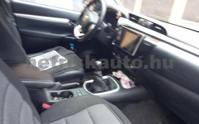 TOYOTA Hilux 2.4 D-4D 4x4 D/C Executive Leather tehergépkocsi 3,5t össztömegig - 2393cm3 Diesel 89120 5/7