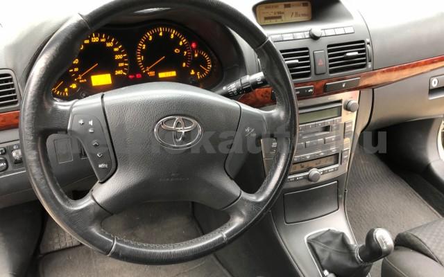 TOYOTA Avensis 1.8 Sol Elegant személygépkocsi - 1794cm3 Benzin 74248 10/12