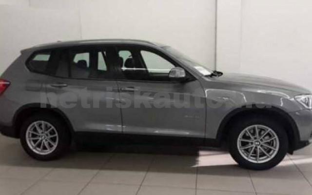 BMW X3 személygépkocsi - 1995cm3 Diesel 55728 2/7