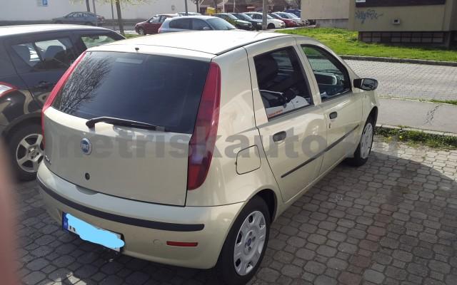 FIAT Punto 1.2 Classic személygépkocsi - 1242cm3 Benzin 44605 3/3