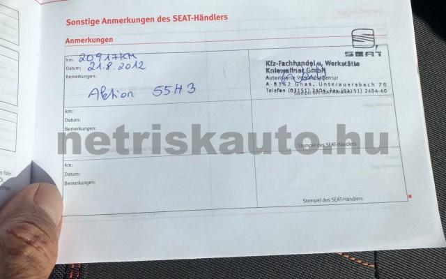 SEAT Ibiza 1.2 12V Reference személygépkocsi - 1198cm3 Benzin 50012 12/12