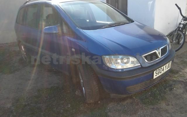 OPEL Zafira 2.0 DTI Comfort személygépkocsi - 1995cm3 Diesel 15799 2/8