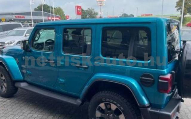JEEP Wrangler személygépkocsi - 1995cm3 Benzin 110496 5/9