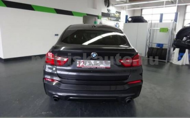 BMW X4 M40 személygépkocsi - 2979cm3 Benzin 43126 6/7