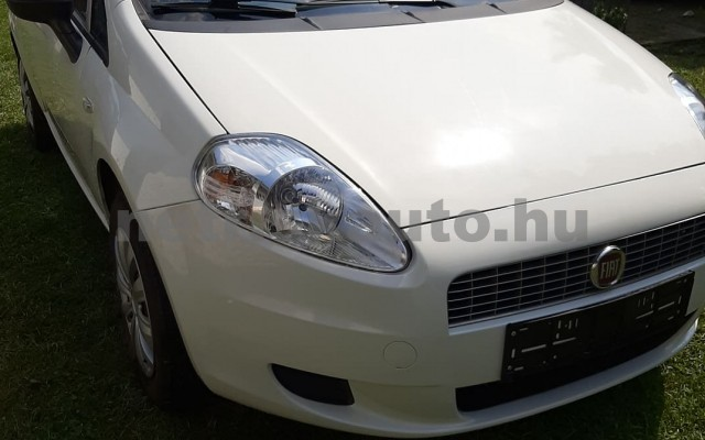 FIAT Punto 1.2 8V Actual személygépkocsi - 1242cm3 Benzin 18627 3/10