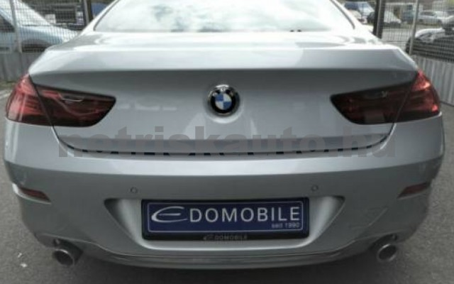 BMW 640 Gran Coupé személygépkocsi - 2993cm3 Diesel 55599 6/7