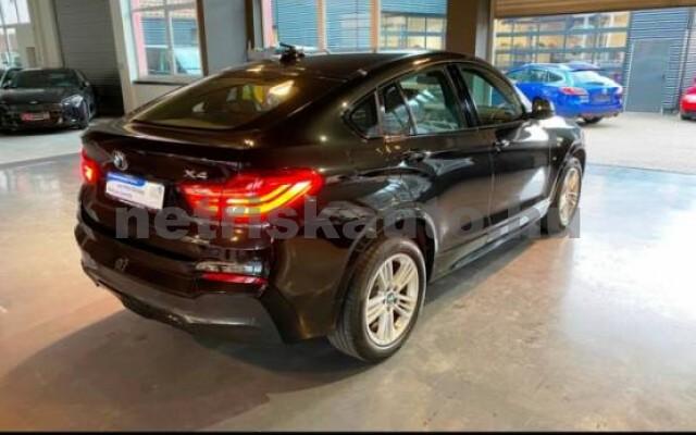 BMW X4 személygépkocsi - 2979cm3 Benzin 43086 5/7