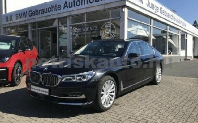 BMW 740 személygépkocsi - 2993cm3 Diesel 55650 2/7