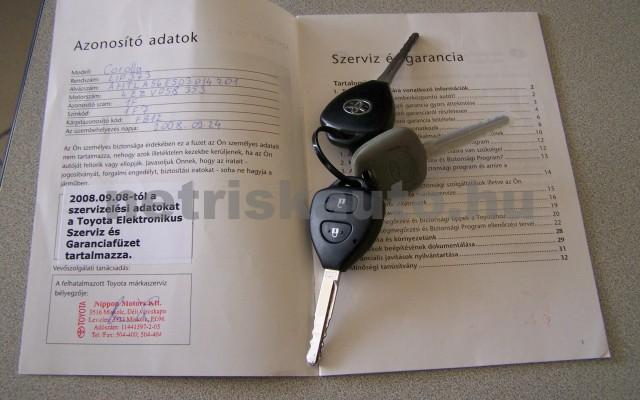 TOYOTA Corolla 1.4 Luna személygépkocsi - 1398cm3 Benzin 27466 11/12