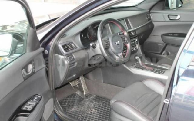 KIA Optima 2.0 T-GDI GT Aut. személygépkocsi - 1998cm3 Benzin 42343 4/7