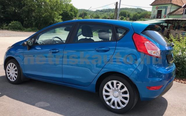 FORD Fiesta 1.25 Titanium Technology EURO6 személygépkocsi - 1242cm3 Benzin 44883 6/12