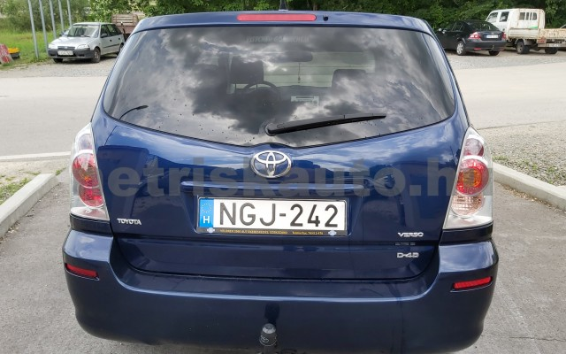 TOYOTA Corolla Verso/Verso 2.2 D-CAT Linea Sol személygépkocsi - 2231cm3 Diesel 44795 6/12