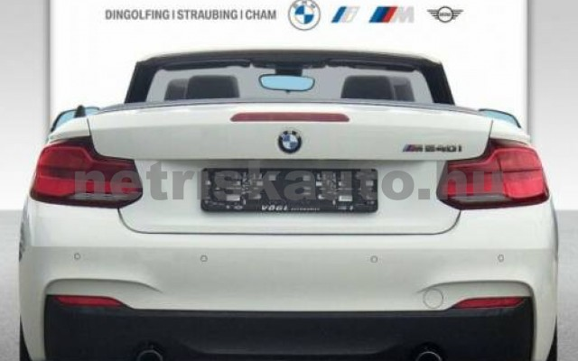 BMW M240i személygépkocsi - 2998cm3 Benzin 55667 5/7