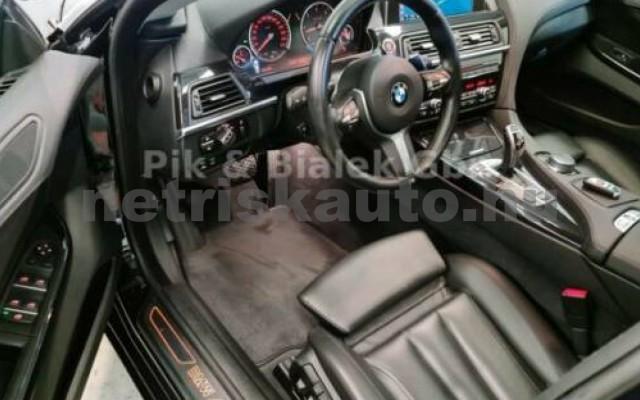 BMW 640 Gran Coupé személygépkocsi - 2993cm3 Diesel 55597 6/7