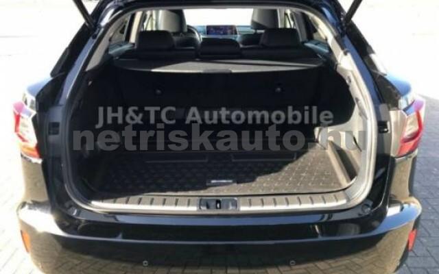 LEXUS RX 450 személygépkocsi - 3456cm3 Hybrid 43527 7/7