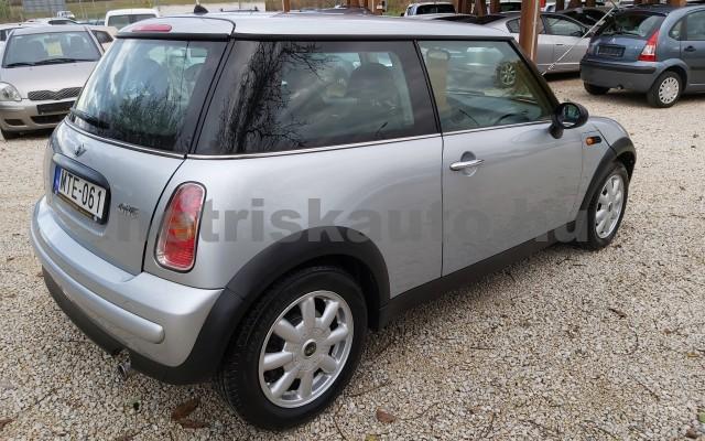 MINI Mini 1.6 One személygépkocsi - 1598cm3 Benzin 19945 5/12