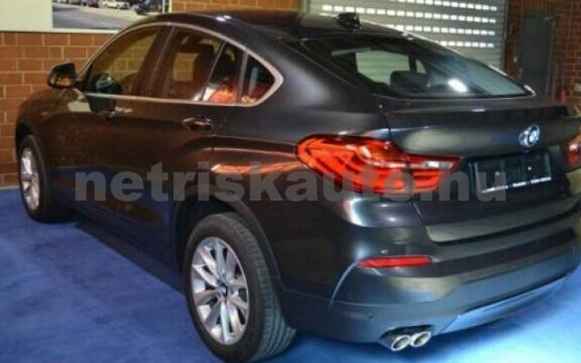 BMW X4 személygépkocsi - 2993cm3 Diesel 55748 6/7