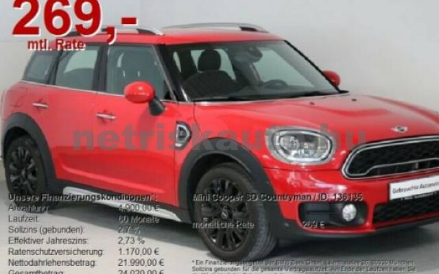 MINI Egyéb személygépkocsi - 1995cm3 Diesel 42284 4/6
