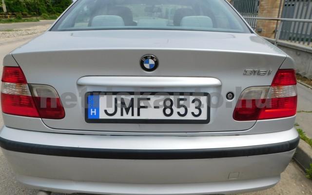 BMW 3-as sorozat 316i személygépkocsi - 1796cm3 Benzin 19969 4/12