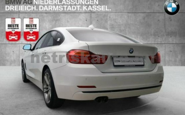 BMW 420 Gran Coupé személygépkocsi - 1995cm3 Diesel 42734 3/7
