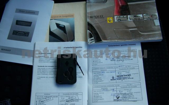 RENAULT Mégane 1.4 Azure személygépkocsi - 1390cm3 Benzin 93264 12/12