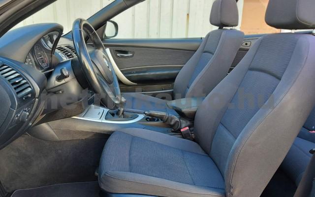 BMW 118d CABRIO személygépkocsi - 1995cm3 Diesel 52561 12/25