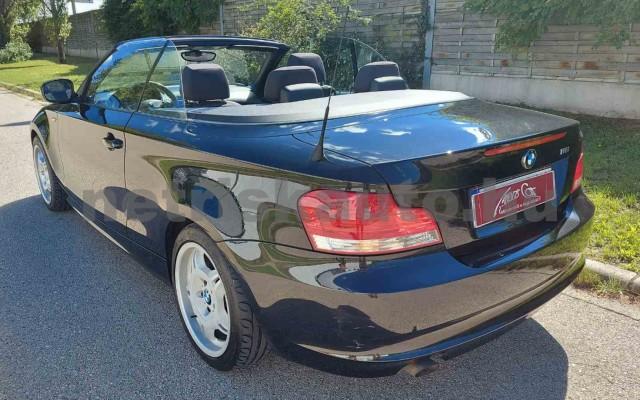 BMW 118d CABRIO személygépkocsi - 1995cm3 Diesel 52561 7/25