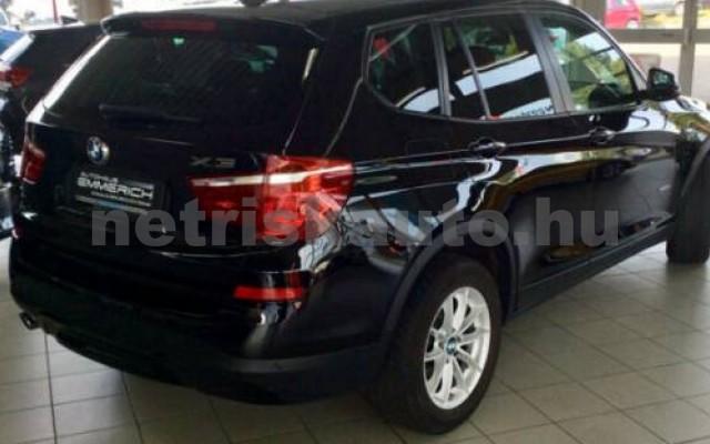 BMW X3 személygépkocsi - 1995cm3 Diesel 55731 6/7