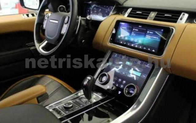 LAND ROVER Range Rover személygépkocsi - 5000cm3 Benzin 110597 8/11